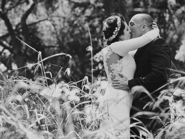 La boda de Jose Manuel y Marta en La Rabida, Huelva 19