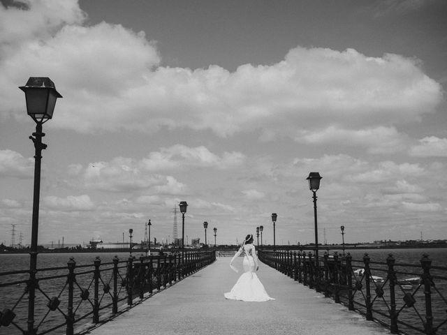 La boda de Jose Manuel y Marta en La Rabida, Huelva 23