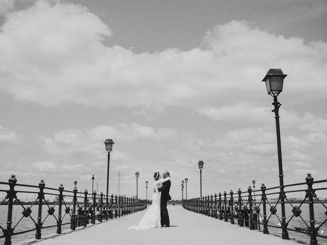 La boda de Jose Manuel y Marta en La Rabida, Huelva 24