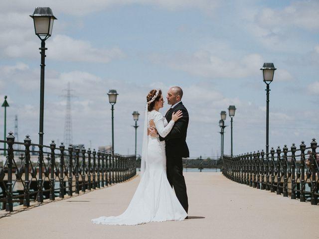 La boda de Jose Manuel y Marta en La Rabida, Huelva 25
