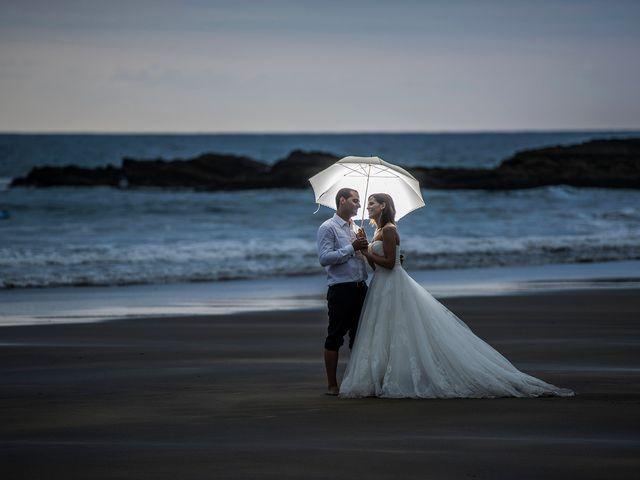 La boda de David y Eneida en Elorriaga, Álava 1