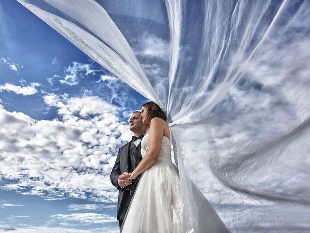 La boda de David y Eneida en Elorriaga, Álava 2