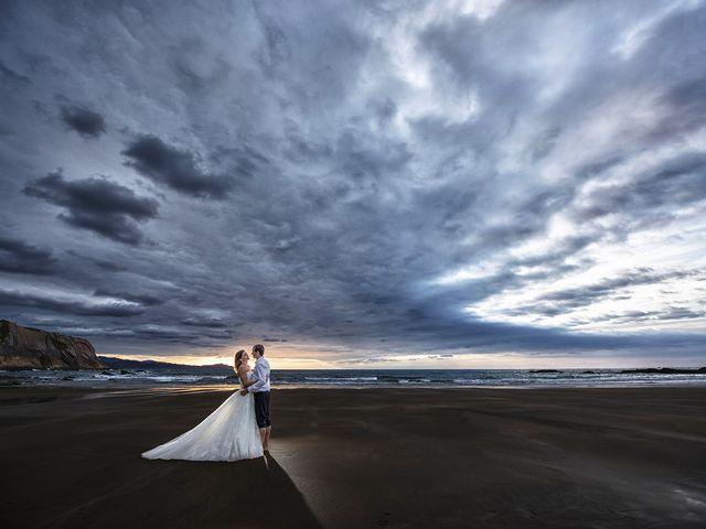 La boda de David y Eneida en Elorriaga, Álava 3