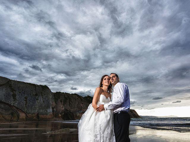 La boda de David y Eneida en Elorriaga, Álava 4