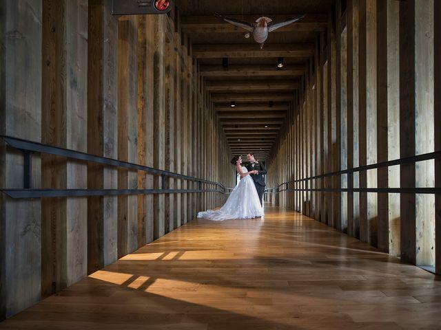 La boda de David y Eneida en Elorriaga, Álava 5