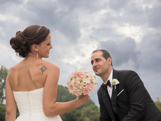 La boda de David y Eneida en Elorriaga, Álava 7