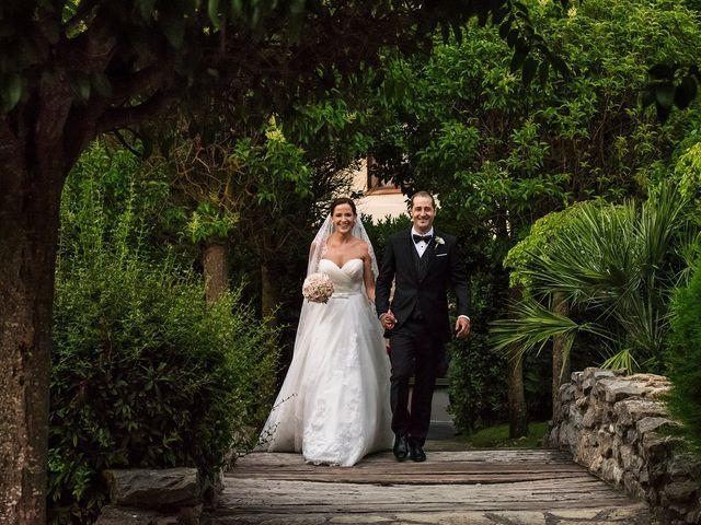 La boda de David y Eneida en Elorriaga, Álava 10