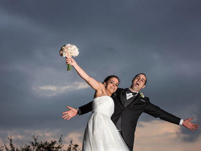 La boda de David y Eneida en Elorriaga, Álava 11