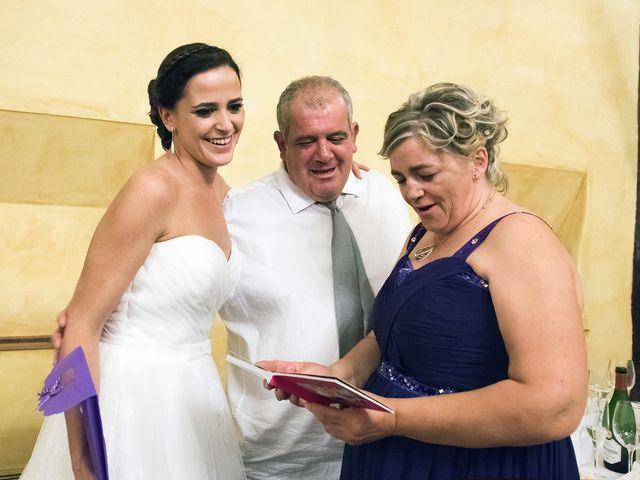 La boda de David y Eneida en Elorriaga, Álava 19