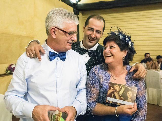 La boda de David y Eneida en Elorriaga, Álava 20