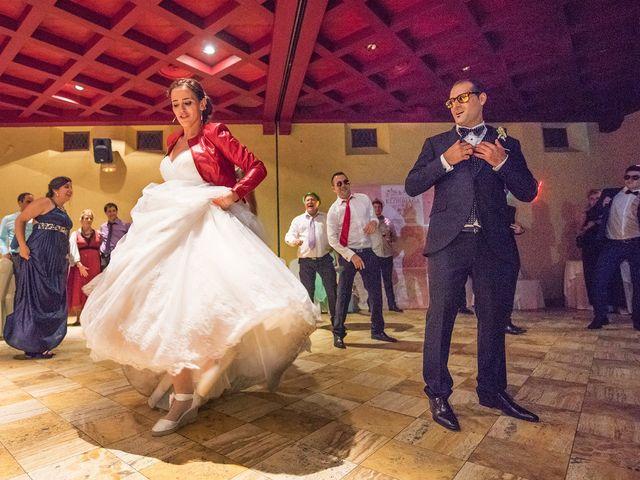 La boda de David y Eneida en Elorriaga, Álava 23