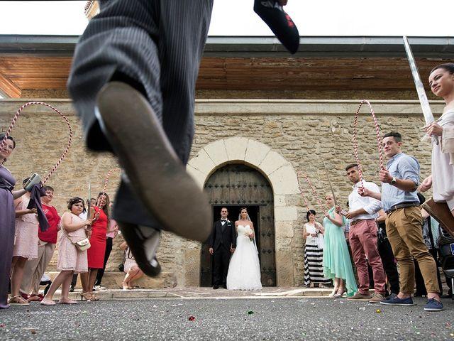 La boda de David y Eneida en Elorriaga, Álava 25