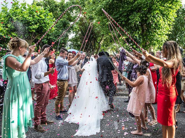 La boda de David y Eneida en Elorriaga, Álava 26