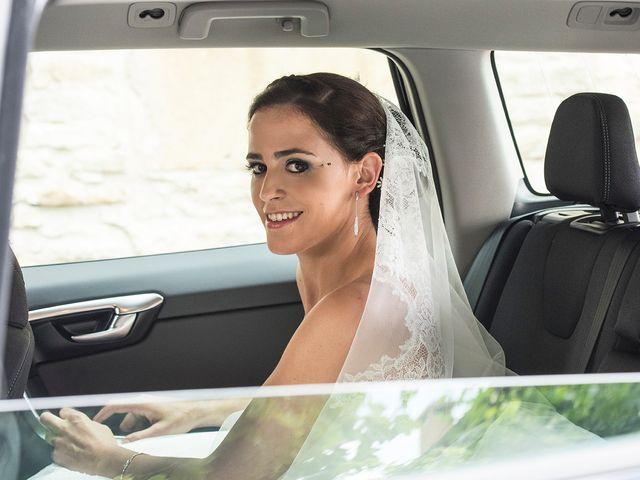 La boda de David y Eneida en Elorriaga, Álava 27