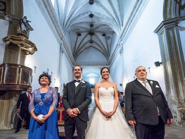 La boda de David y Eneida en Elorriaga, Álava 29