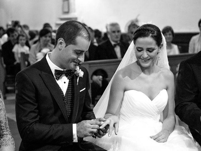 La boda de David y Eneida en Elorriaga, Álava 30