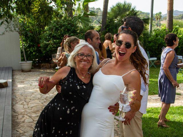 La boda de Daniel y Cristina en Andratx, Islas Baleares 105