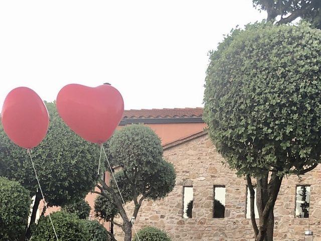 La boda de Toni y Silvia en Sant Fost De Campsentelles, Barcelona 3