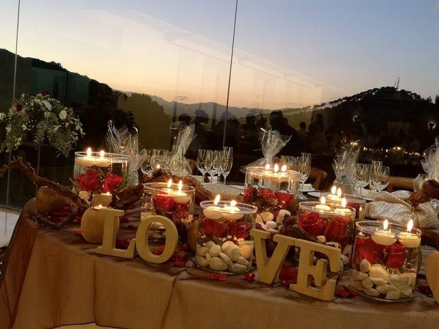 La boda de Toni y Silvia en Sant Fost De Campsentelles, Barcelona 7