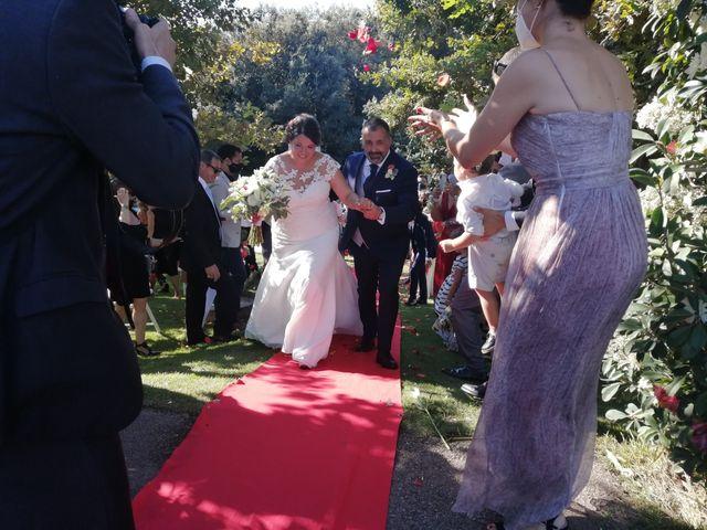 La boda de Toni y Silvia en Sant Fost De Campsentelles, Barcelona 12