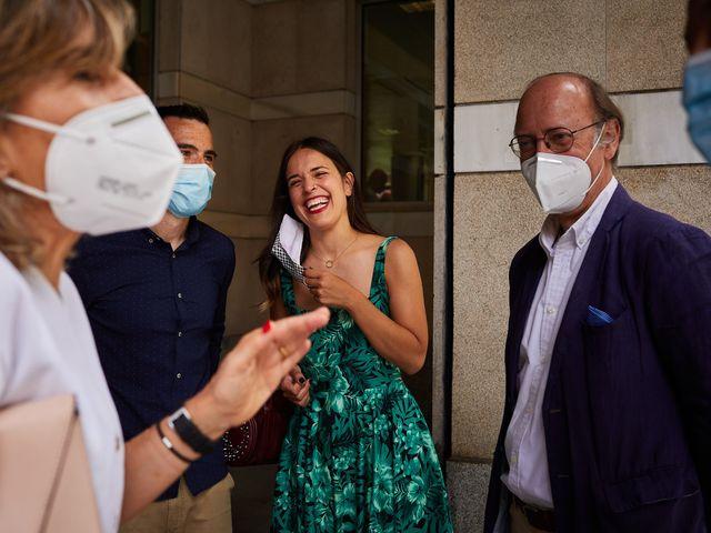 La boda de Ibon y María en Getxo, Vizcaya 4