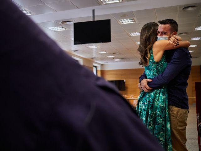 La boda de Ibon y María en Getxo, Vizcaya 7