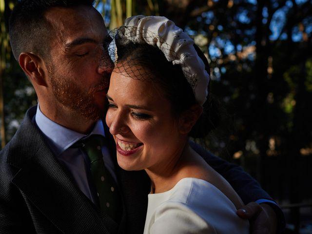 La boda de Ibon y María en Getxo, Vizcaya 22