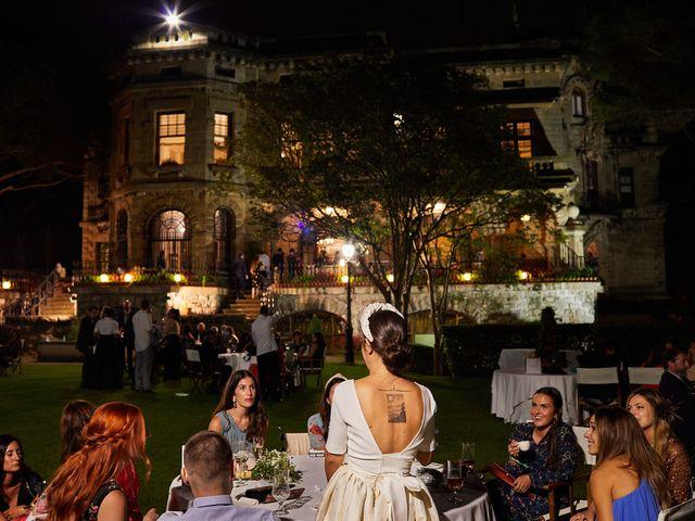 La boda de Ibon y María en Getxo, Vizcaya 31
