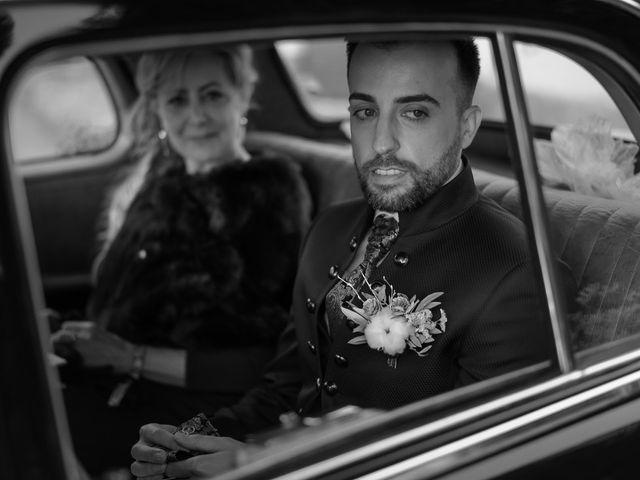 La boda de Jose Ángel y Noelia en Granada, Granada 16