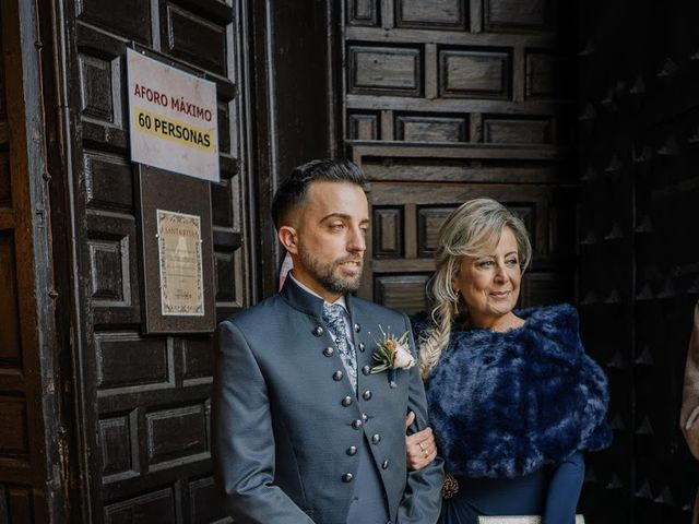 La boda de Jose Ángel y Noelia en Granada, Granada 19