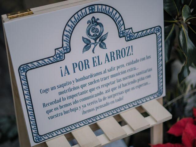 La boda de Jose Ángel y Noelia en Granada, Granada 21