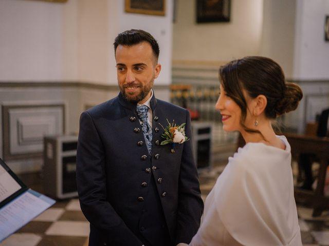 La boda de Jose Ángel y Noelia en Granada, Granada 26