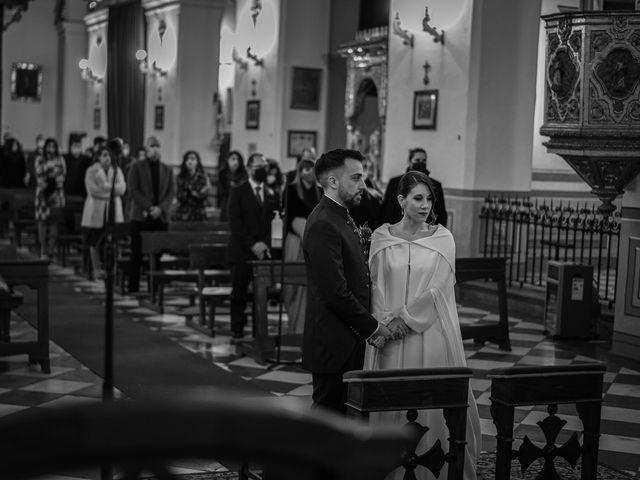 La boda de Jose Ángel y Noelia en Granada, Granada 27