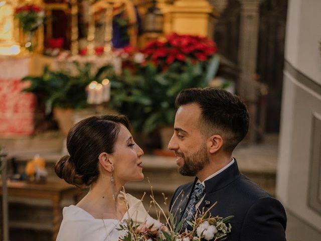 La boda de Jose Ángel y Noelia en Granada, Granada 29