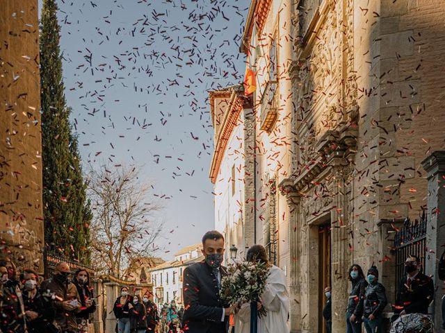 La boda de Jose Ángel y Noelia en Granada, Granada 30