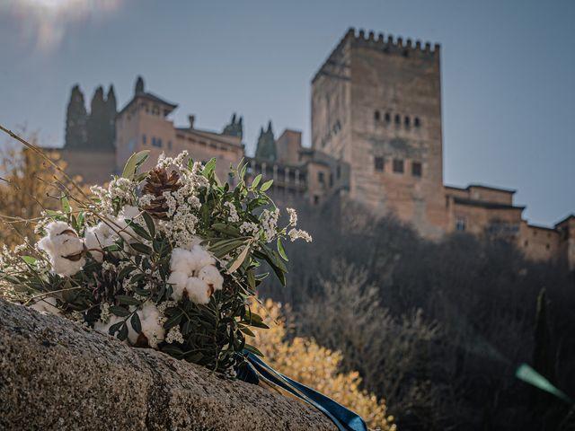 La boda de Jose Ángel y Noelia en Granada, Granada 35