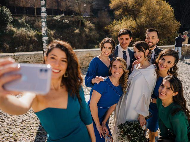 La boda de Jose Ángel y Noelia en Granada, Granada 36