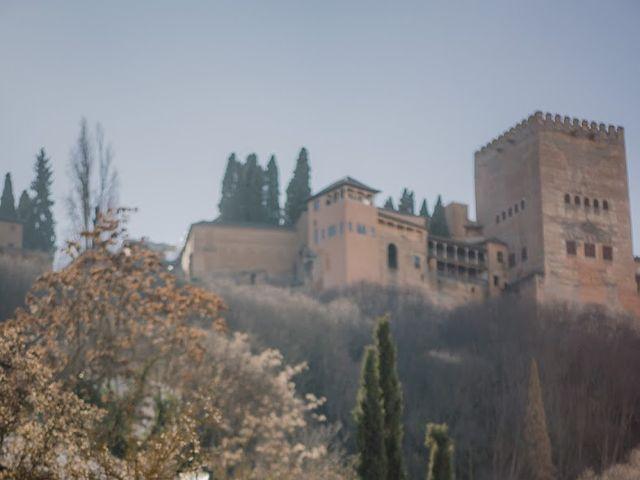 La boda de Jose Ángel y Noelia en Granada, Granada 38