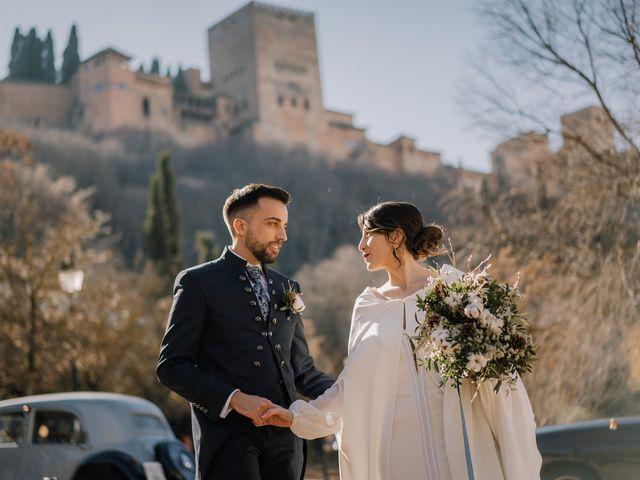 La boda de Jose Ángel y Noelia en Granada, Granada 39