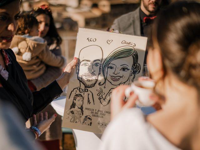 La boda de Jose Ángel y Noelia en Granada, Granada 41