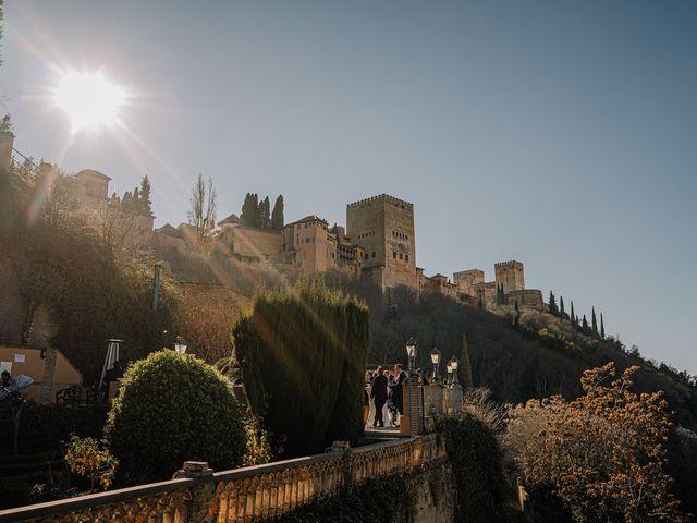 La boda de Jose Ángel y Noelia en Granada, Granada 46