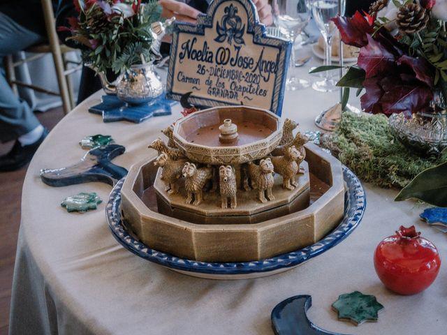 La boda de Jose Ángel y Noelia en Granada, Granada 50