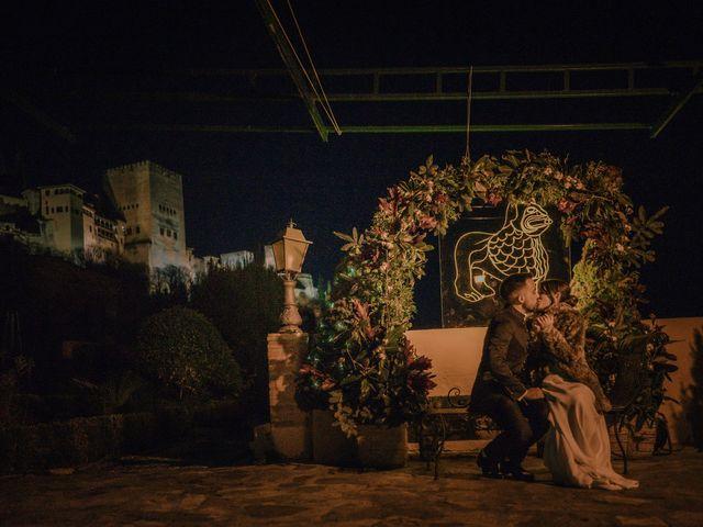 La boda de Jose Ángel y Noelia en Granada, Granada 68