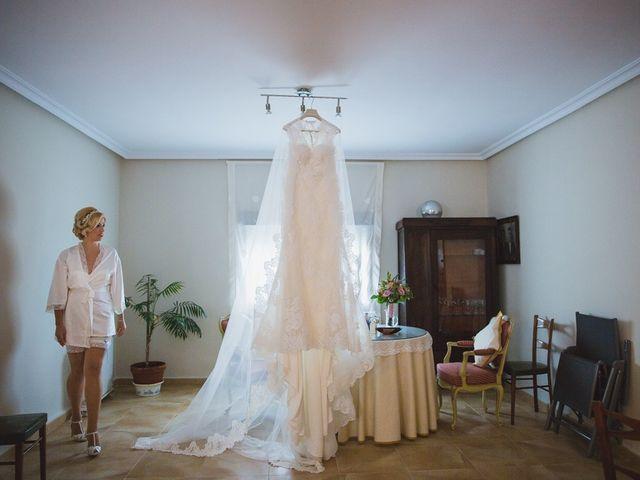 La boda de Luis y María en Valdastillas, Cáceres 5