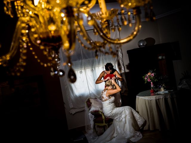 La boda de Luis y María en Valdastillas, Cáceres 7