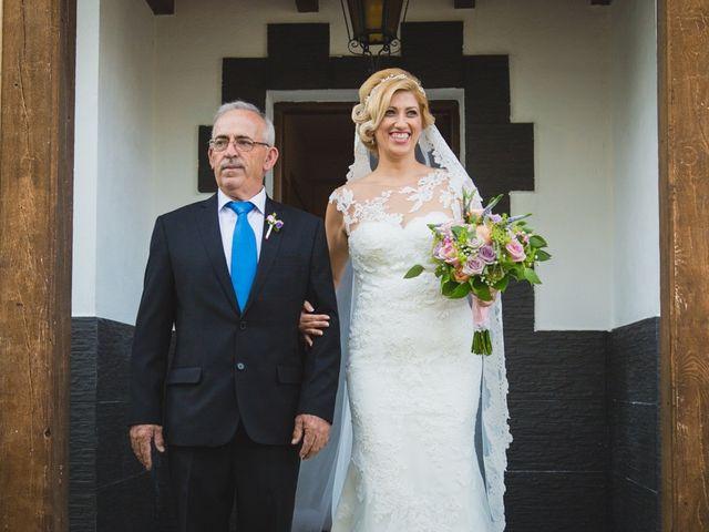 La boda de Luis y María en Valdastillas, Cáceres 11