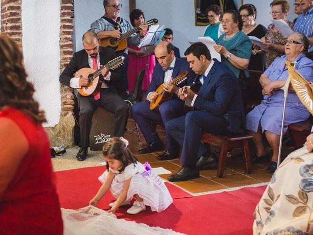 La boda de Luis y María en Valdastillas, Cáceres 18