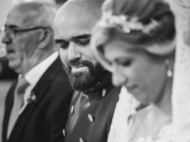 La boda de Luis y María en Valdastillas, Cáceres 19