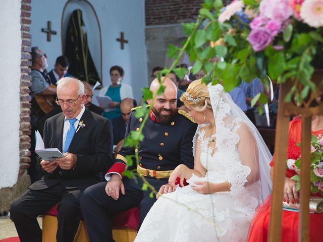 La boda de Luis y María en Valdastillas, Cáceres 26