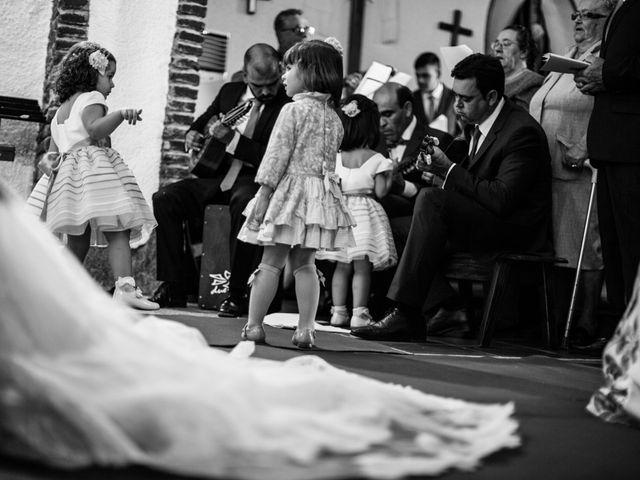 La boda de Luis y María en Valdastillas, Cáceres 27